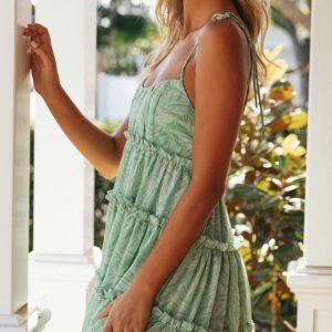 Bohemian Girl Summer Dress
