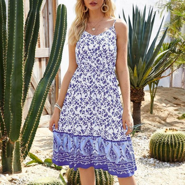 Bohemian Spirit Girl Dress