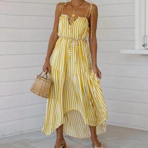 Bohemian Chic Summer 2020 Dress