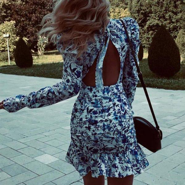 Bohemian Wedding Short Dress
