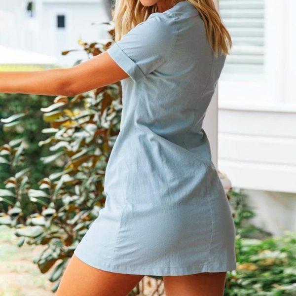 Esprit Chic Hippie Short Dress