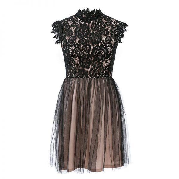 Hippie Girl Short Evening Dress