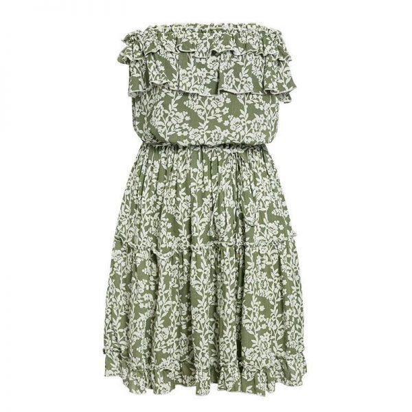 Bohemian Beach Short Dress