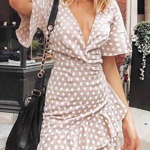 Bohemian Short Chic Dress