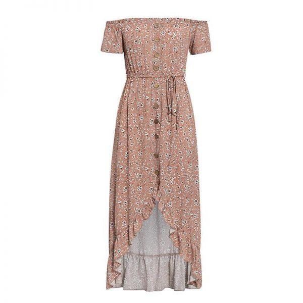 Bohemian Dress Teen Girl