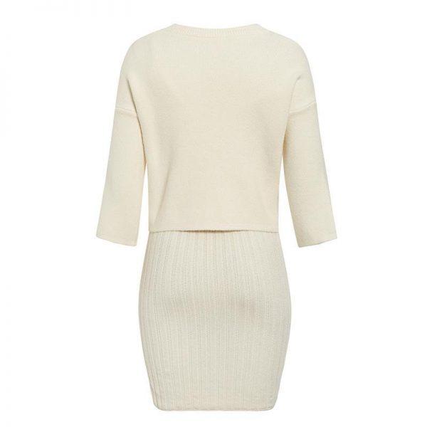 Bohemian Short Dress For Winter