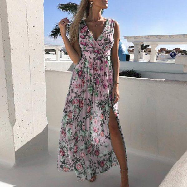 Bohemian Long Chic Dress