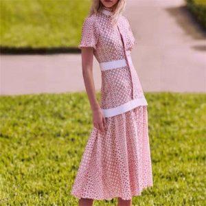 Bohemian summer dress for women