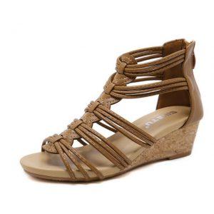 Bohemian Spartan Sandals