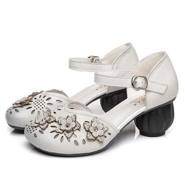 Bohemian Heel Shoes