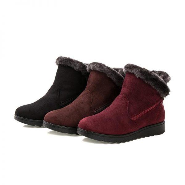Classic Bohemian Warm Boots