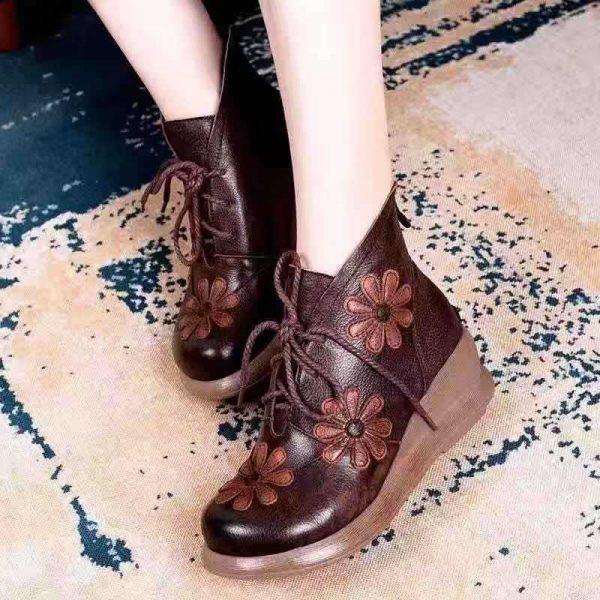 Retro Bohemian Boots
