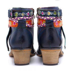 Bohemian Fall Boots