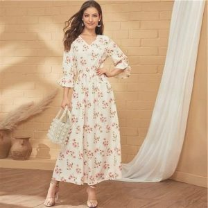 Bohemian gypsy dress
