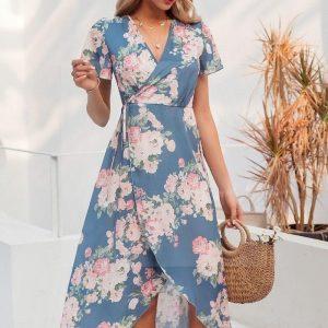 Bohemian ethnic long dress